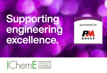 PM Group supports Engineering excellence in IChemE Global awards 2020